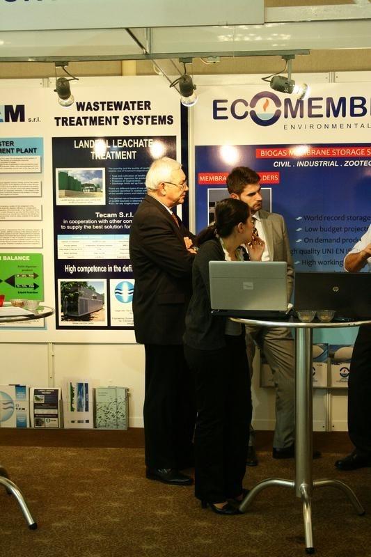Sektörel Fuarcılık tarafından düzenlenen IWES 2011 - 3. Atık Teknolojileri Sempozyumu ve Sergisi, WOW Convention Center İstanbul'da yapılan açılış töreniyle başladı. Elektrikport'un da katıldığı sempozyumdan kareler...<br/><br/><p> </p>