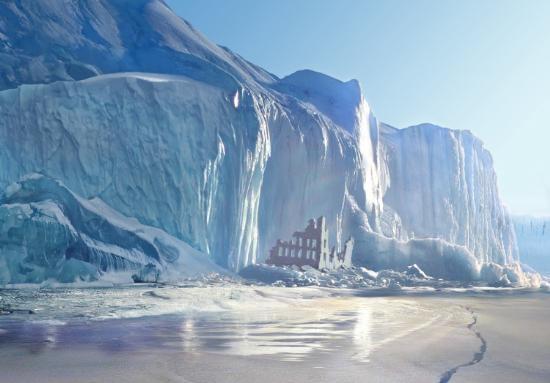 <h2>BUZUL ÇAĞI</h2>\nDünya sonunda Buzul Çağı'na girecek. Şehirler dev buzulların altında kalacak. Dev buzulların hareketleri sonucunda dev yapılardan arta kalanlar binlerce kilometre ötelere süreklenecek. Belki New york'un Özgürlük Anıt'ı Avrupa sahillerine kadar gelecek.\n