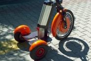 Bıcırık | e-tricycle ::: Elektrikli Ulaşım Aracı