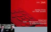 VLT HVAC Frekans Konvertörleri   Danfoss   Webinar