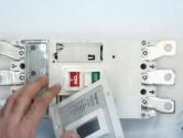 K400 K630 Tip Şalterlere Açtırma Bobini Takılması