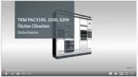 Siemens 7KM PAC3100, 3200, 4200 Ölçüm Cihazları Teknik Özellikler