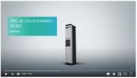 Siemens 3WL açık tip güç şalterleri ACB
