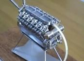 İşte Dünyanın En Küçük Motoru!!!